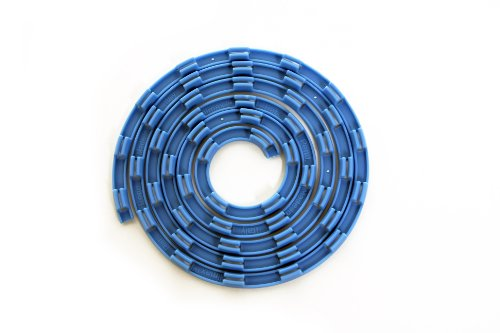 Limax The Cable-Tidy, Cord Wrap For Chargers, Headphones, Iphone, Samsung, Nexus, Etc... (Cyan)