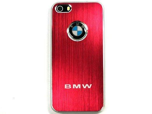 ビーエムダブリュー BMW iPhone5/5S対応ケースジャケット (削りだし) Apple docomo Softbank au (50252)
