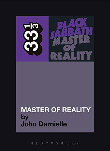 Black Sabbath: Master of Reality (33 1/3)