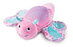 Summer Infant Slumber Buddies Soother Pink Butterfly