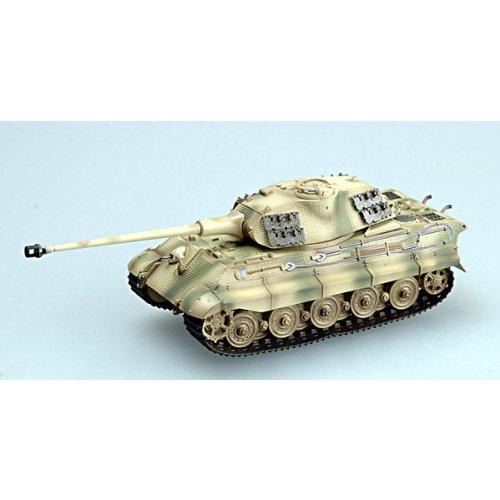 Easy Model 1:72 - Kingtiger Porsche - 1./Schwere Pz.Kp, Tank #12 - EM36297