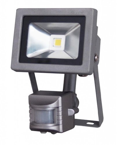 How Nice 10W Pir Sensor Movement Detector Warm White Floodlight Led Light Smd For Outdoor/Home/Garden House