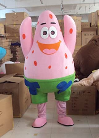 amazoncom procostume patrick star spongebobs friend