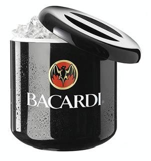 Original Bacardi Eisbox Icecube