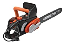 Remington RM1840W Log Master 18-Inch 12 Amp Electric Chainsaw with Lift and Dial