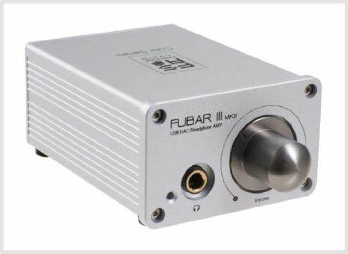 Firestone Audio Fubar 3 Mkii Usb Dac/Headphone Amp - Silver