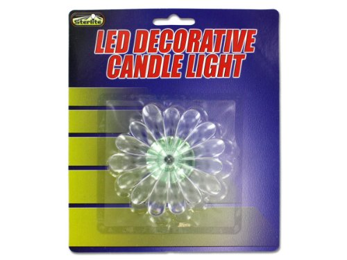 Wholesale Set Of 48, Led Decorative Candle Light (Candles & Scents, Flameless Candles)