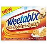 Weetabix Baked With Golden Syrup 24S 522G