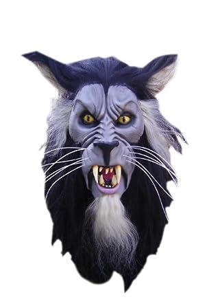 Michael Jackson Thriller Werewolf Mask Amazon.com: Thr...