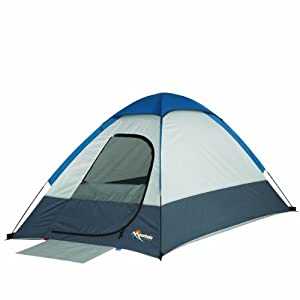 Mountain Trails Cedar Brook 7x4-Feet 2-Person Backpacking Tent from Mountain Trails