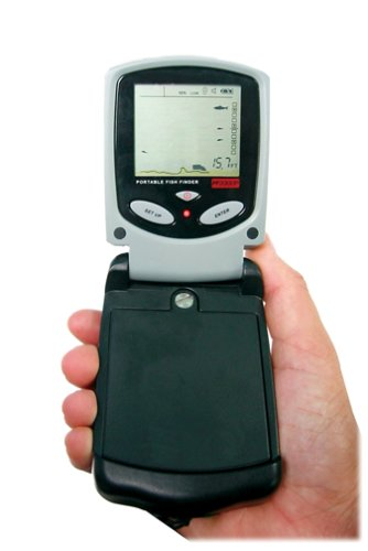Portable fishfinder norcross hawkeye ff3300p for Hawkeye portable fish finder