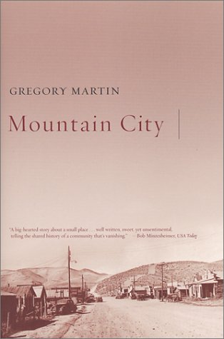 Mountain City, GREGORY MARTIN