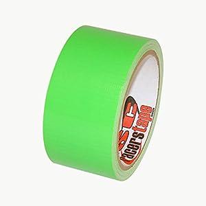 ISC Neon Standard-Duty Racer's Tape: 2 in. x 30 ft. (Fluorescent Green)