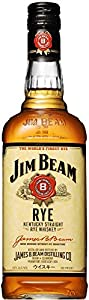Jim Beam Rye Bourbon Whiskey 70cl