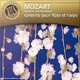 Mozart : Concerto pour flûte et harpe