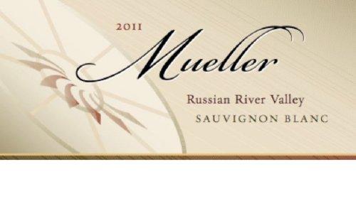 2011 Mueller Sauvignon Blanc Russian River Valley 750 Ml