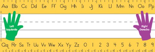 Eureka Self-Adhesive Name Plates, Set Of 36, Desktop Tools, 9.5 X 3.25 Inches (833070) front-149447