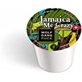 WOLFGANG PUCK JAMAICA ME CRAZY K CUP COFFEE 24 COUNT