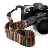 VONOTO-Camera-Soft-Shoulder-Neck-Strap-Vintage-Antislip-Belt-for-All-DSLR-Camera-Canon-Nikon-Sony-Pentax