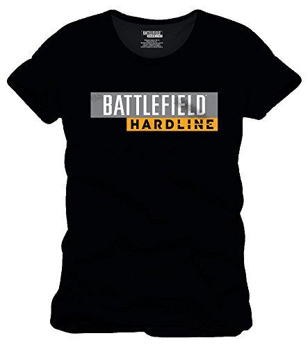 Battlefield Hardline Maglietta Maglia T Shirt Logo Size S CODI