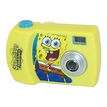 Disney Magical Play Camera - SPONGEBOB