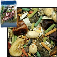 Jungle Munchies for Conures and African Greys - 8 lb.