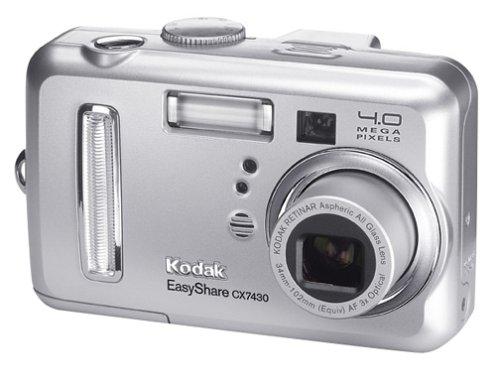 Kodak Easyshare CX7430 4 MP Digital Camera with 3xOptical Zoom