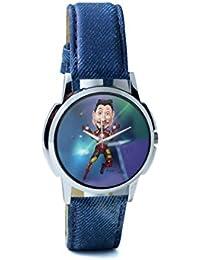 BigOwl Man Of Iron Analog Men's Wrist Watch 3681196126-RS1-W-BLU