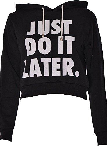 fast-fashion-frauen-kurz-top-lange-armel-just-do-it-later-print-vlies-hoodie