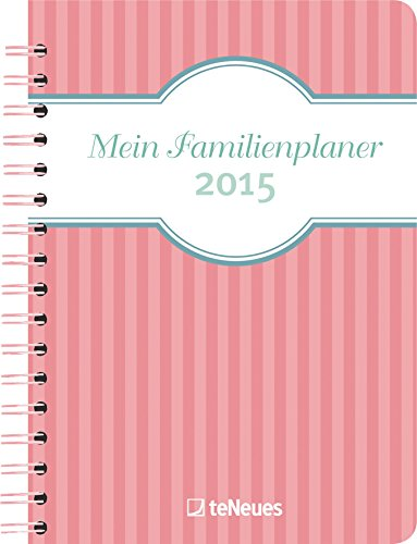 Mein Familienplaner Diary 2015, Buch