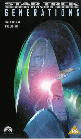 Star Trek 7 - Generations [UK-Import] [VHS]