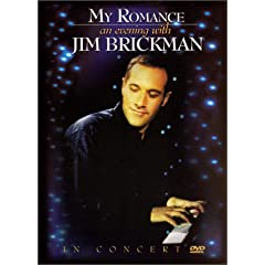 My Romance - An Evening With Jim Brickman in Concert - DVD (Zone USA)