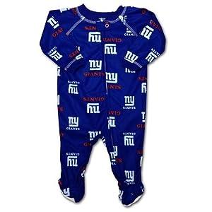 new york giants toddler pajamas collections