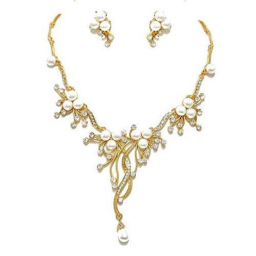 Kids Bijoux-Orecchini motivo: Betty Boop Cowgirl Western gioielli, in metallo placcato oro-tono oro