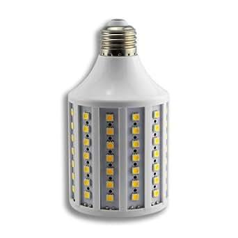 18w e27 ultra bright cool white led bulb ac 85v 265v. Black Bedroom Furniture Sets. Home Design Ideas