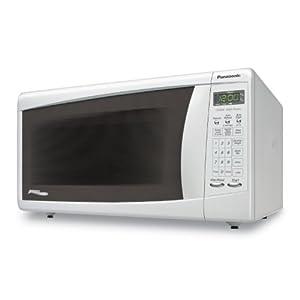 Panasonic Nns615w 1 2cu Ft 1200w Inverter Microwave Oven