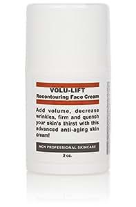 NCN Pro Skincare VOLU-LIFT Recontouring Face Cream With Ceramides 2 oz.