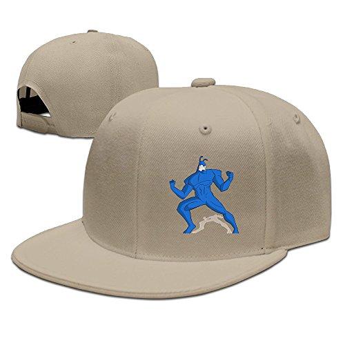 WENCY -  Cappellino da baseball  - Uomo Natural Taglia unica