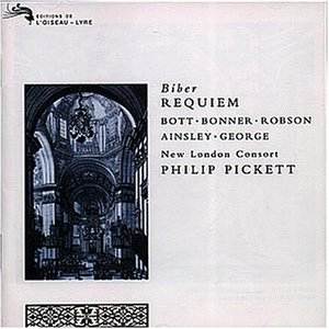 Biber;Requiem in F Minor
