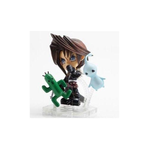 Square Enix Final Fantasy: Trading Arts Kai: Squall Mini Figure (Squall Leonhart Action Figure compare prices)