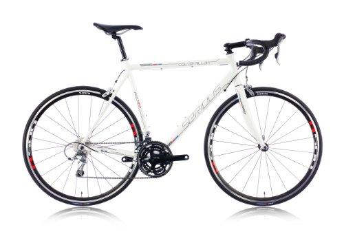 serious rennrad col de pillon white glossy 2012