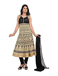 Sareeshut Women's Cotton Regular Fit Anarkali Suits - B00WQYZCFQ