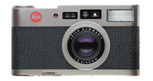 LEICA CAMERA CM Professional Compact 35mm Camera