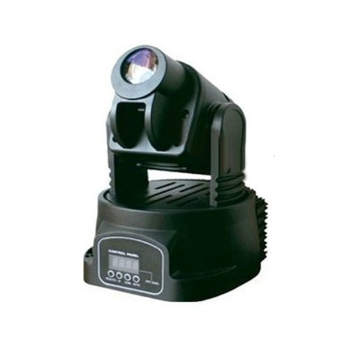 Eyourlife 15W Mini Led Moving Head Spot Rgb Dj Disco Stage Party Effect Lighting