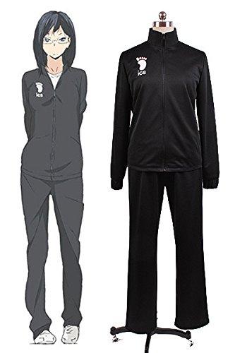 Haiky?!! Kiyoko Shimizu Karasuno High School Uniform Cosplay Kostüm