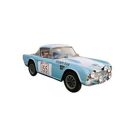 Revell - Maquette - Triumph Tr4 Rallye - Echelle 1:18