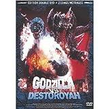 echange, troc Godzilla vs. Destroroyah / Godzilla vs. Mechagodzilla