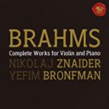 Sonates Pour Violon & Piano N°1, N°2, N°3 - Scherzo En Ut Mineur Wo02