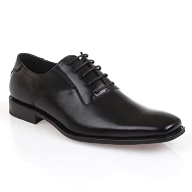 Ferro Aldo MFA19277 Classic Lace Up Dress Oxford Men Shoe COLOR BLACK SIZE 9