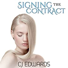 Signing the Contract: Lusty Landlords, Book 2 (       UNABRIDGED) by CJ Edwards Narrated by Veronica Fox